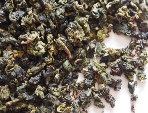 Herbata oolong, ulong a może herbata niebieska?